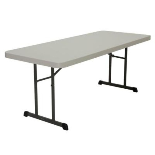 Lifetime Almond Folding Table