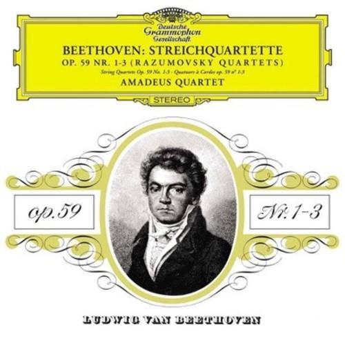 Amadeus Quartet - Beethoven:String Quartet 7 In F/Op 59 (Vinyl)