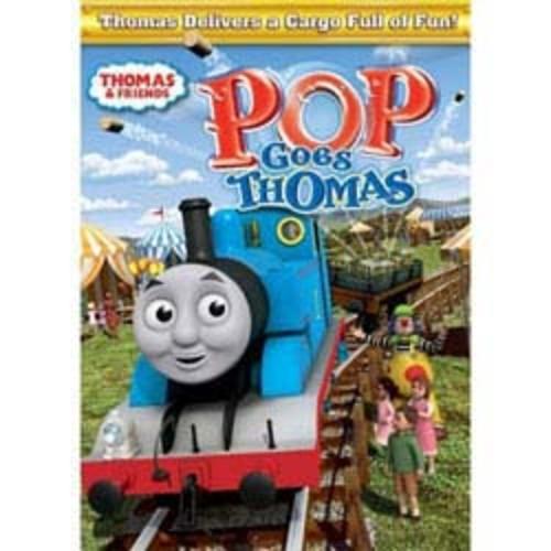 Thomas & Friends: Pop Goes Thomas (DVD)