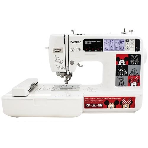 Brother PE540D Disney Embroidery Machine with Bonus Bundle