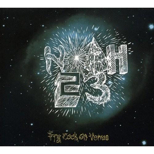 Fry Cook On Venus [CD]
