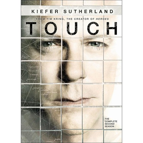 Touch: The Complete Second Season [3 Discs] [DVD]
