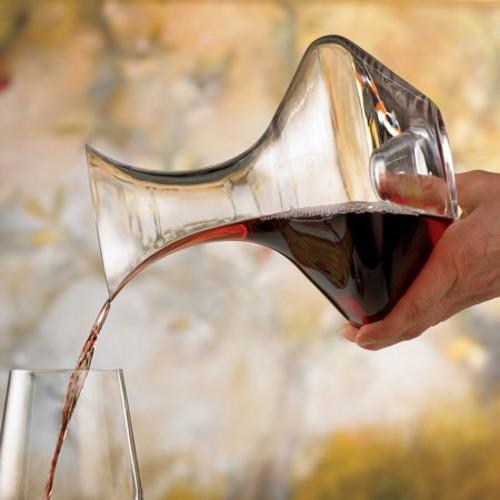 Wine Enthusiast Fusion Wine Decanter