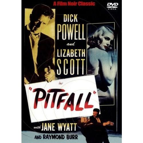 Pitfall: Dick Powell, Lizabeth Scott, John Litel, Raymond Burr, Jane Wyatt, Andre de Toth: Movies & TV