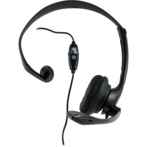Power Gear Handsfree Headset, Black