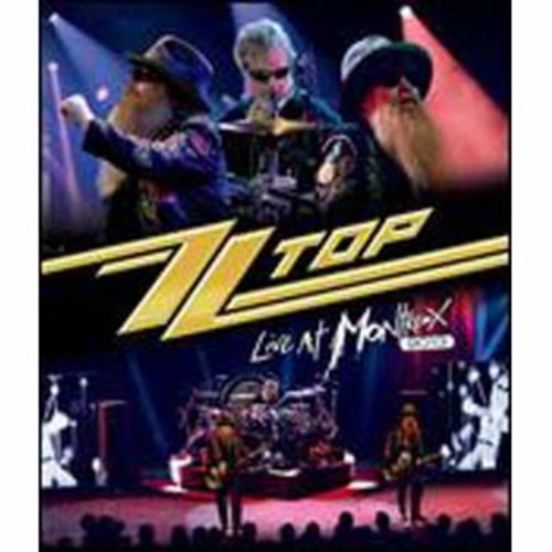 ZZ Top: Live at Montreux 2013 WSE DD5.1/DD2/DTS