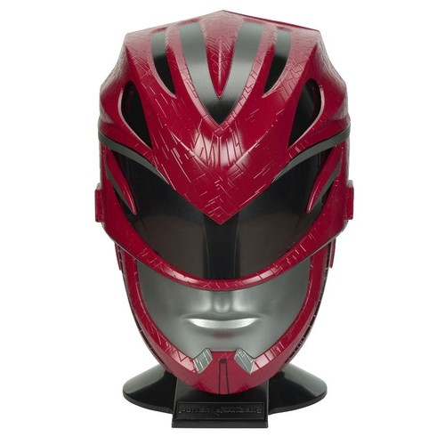 Power Rangers Movie Legacy Helmet Role Play - Red Ranger