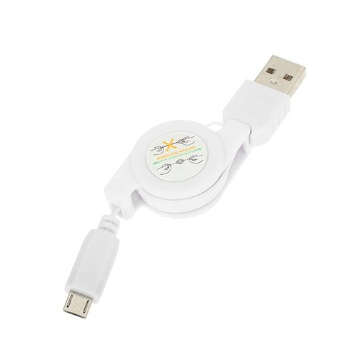 Scalable USB V8 Sync Data Cable For Smart Pones
