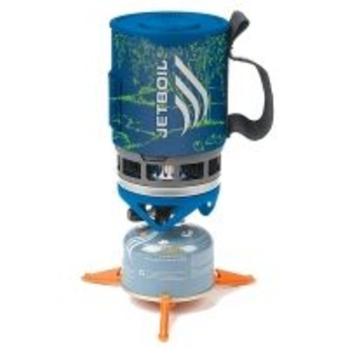 Jet Boil Zip ZIP, Stove Type: Canister Stoves, Fuel Type: Canister, Isobutane Mixed, Boil Time: 2.5 min (.5 liter), Auto Igniter: No, Weight: 0.8 w/ Free Shipping