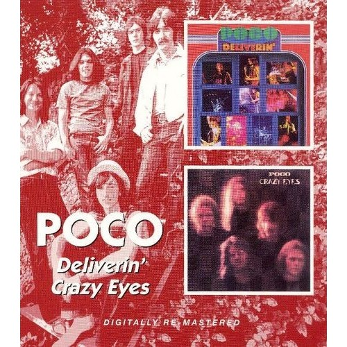 Deliverin'/Crazy Eyes [CD]