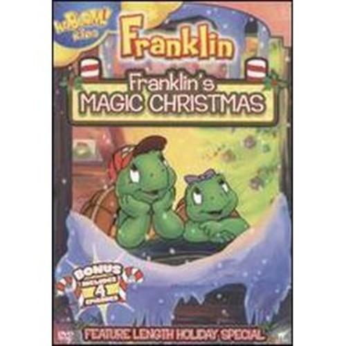 Franklin: Franklin's Magic Christmas DD2