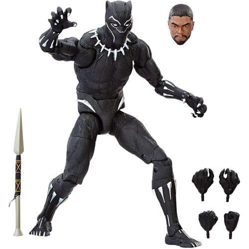 Hasbro - Marvel Legends Series 12-inch Black Panther Figure