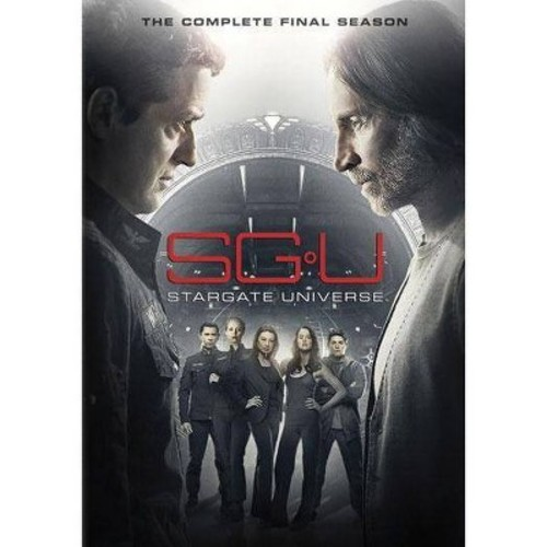 SGU Stargate Universe: The Complete Final Season (DVD)