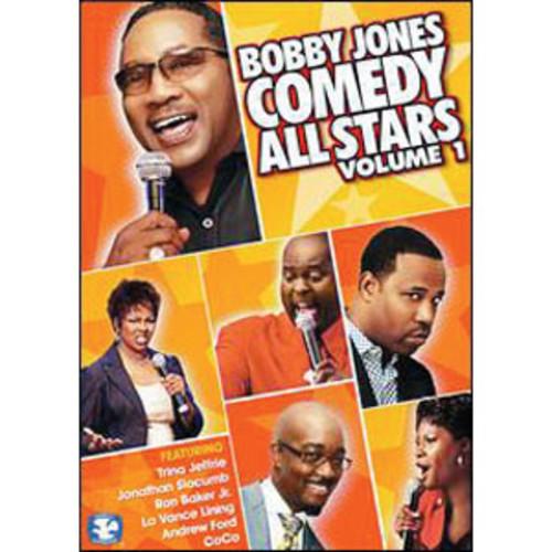 Comedy All Stars, Vol. 1: Bobby Jones DD2