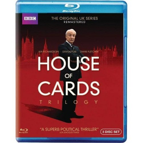 House of cards trilogy (Blu-ray)