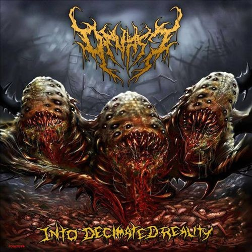 Into Decimated Reality [CD]