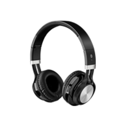Ilive Bluetooth Headset For Universal Smartphones - Retail Packaging - Black/Black