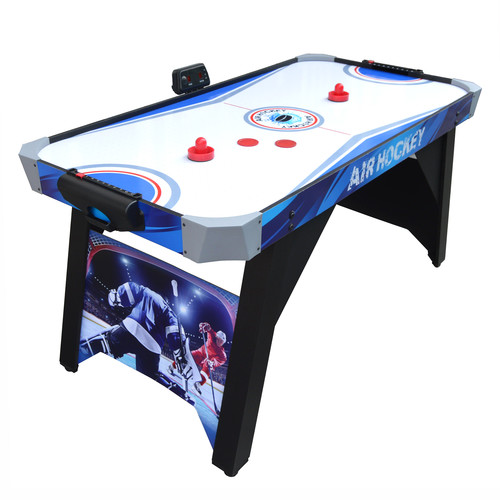 Hathaway Warrior 5-ft Air Hockey Table