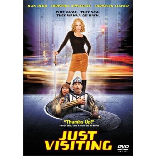 Just Visiting: Jean Reno, Christina Applegate, Christian Clavier, Matt Ross, Tara Reid, Bridgette Wilson, John Aylward, George Plimpton, Malcolm McDowell, Martin Aistrope, Naomi Armstrong, Eric Aviles, Sarah Badel, Bill Bailey (II), Tab Baker, Doug Barron, Cliff Barry, Janette Bickerton, Lucy Blair, William Bookston, Roy Boutcher, Richard Bremmer, Richard Burton Brown, Felipe Camacho, Alexandra Caplan, Dru Anne Carlson, Helen Caro, Lorenzo Clemons, Paul Connell (III), Laura Cox, William Dambra, Oliver Ford Davies, Emily Deamer, Albena Dodeva, Lisa Dodson, James 'Ike' Eichling, Madeline Fishman, Marilyn Dodds Frank, Matt Furlin, Jane Galloway Heitz, Matyelok Gibbs, Ross Gibby, Chris Gillespie, Robert Glenister, Danny Goldring, Sophie Graham, Brian Greene (IV), Valerie Griffiths, Amo Gulinello, Anne Harris, Crispin Harris, Darryl Henriques, Mike Houlihan, Michelle Hurst, Frederick Husar, Rich Komenich, Alan Kopischke, Alexis Loret, Kevin McClarnon, Thomas McElroy, Eric Meyers (II), Daniel Miller (IX), Susan Murray (II), Larry Neumann Jr., Chet Nichols, Steve Owen (II), Donna Palmer, Randall Paul, Suzanne Petri, Molly Price, Beau Sapsford, Ric Sarabia, Adam Shaw (II), Alan Shaw, Michael Skewes, Rebekah Louise Smith, Whitney Sneed, Robert Steinman, Matthew Sussman, Jordan Teplitz, Kevin Theis, Kendra Torgan, Karen Vaccaro, Francesca Vetrano, Ellie Weingardt, Clare Welch, Ruth Winblad, Carl Wright, Cedric Young, Anne Louise Zachry, Mark Finney, Peter Janosi, Eric Scott Gould, Lou Meza, Greg Fitzpatrick, Jennifr DuMont, Suyun Kim, Wendy Johnson, Joe Martin, Gina Alexander (II), Lisa Harrison, Kelsey Grammer, Jean-Marie Poir: Movies & TV