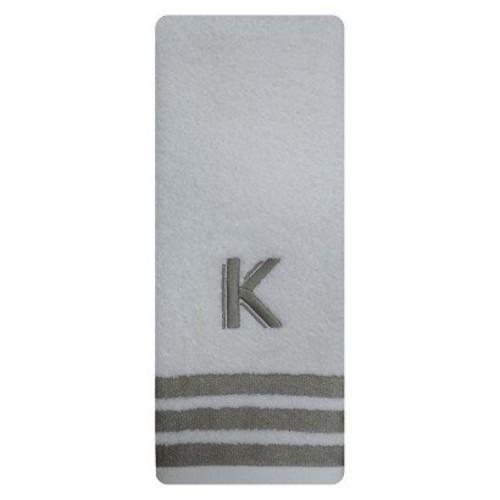Modern Monogram Towels (K)