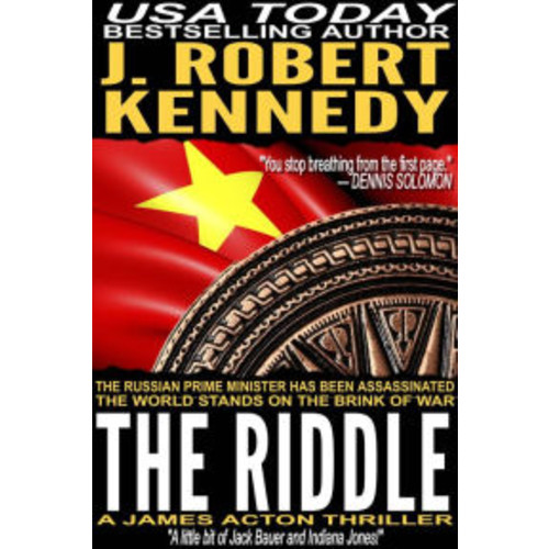 The Riddle (James Acton Thrillers, #11)