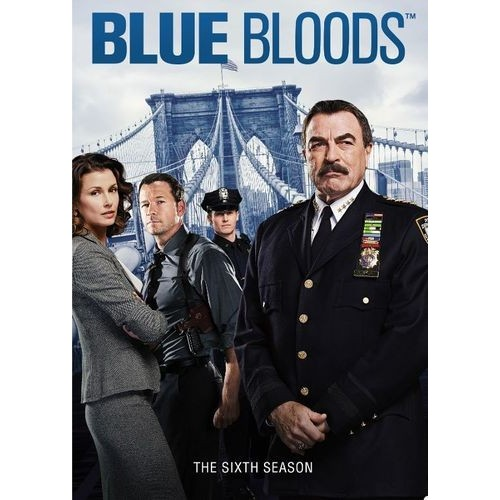 Blue Bloods: The Sixth Season [6 Discs] [DVD]
