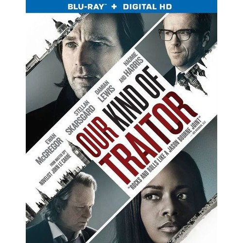 Our Kind of Traitor [Blu-ray] [2016]