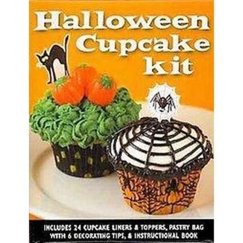 Halloween Cupcake Kit (Mixed media product)