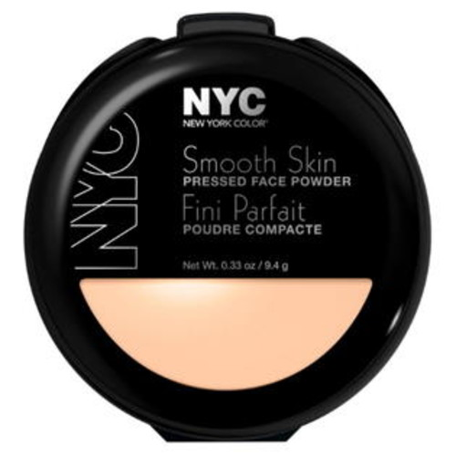 NYC Smooth Skin Pressed Face Powder - Warm Beige