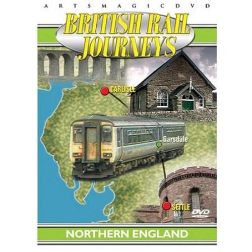 British Rail Journeys: Northern England [DVD] [2010]