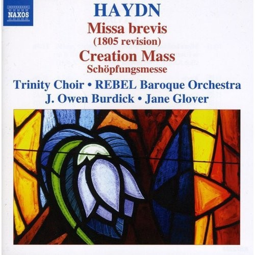 Haydn: Masses, Vol. 7 - Missa Brevis, Creation Mass [CD]