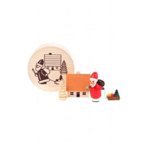 DREG Dregeno Chip Box - Santa with Sled (AXNRT1033)