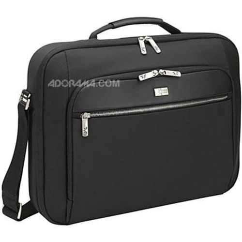 Case Logic 16 inch Slimline Laptop Case, Black CLC116