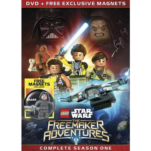 LEGO Star Wars: The Freemaker Adventures - Complete Season One [DVD]