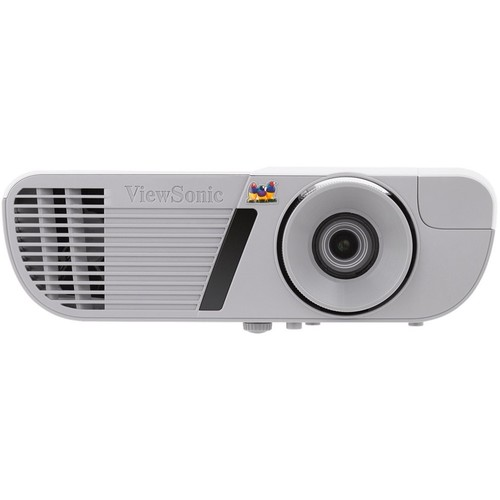 ViewSonic - LightStream 1080p DLP Projector - White