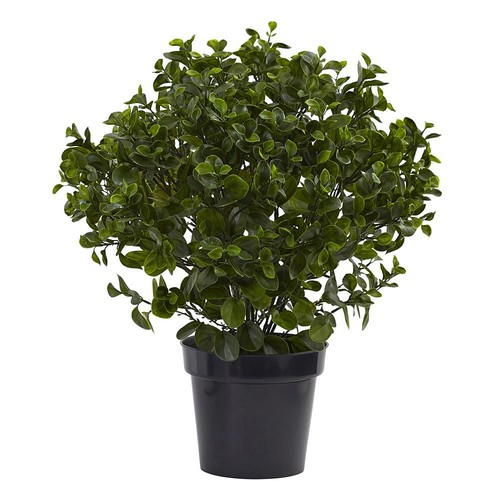 nearly natural Artificial 28-in. Indoor / Outdoor Peperomia Plant