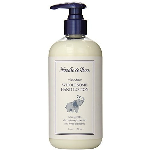 Noodle & Boo Wholesome Hand Lotion, 12 Oz