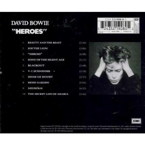 Heroes Original recording reissued