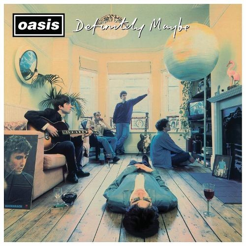 Definitely Maybe [Remastered] [LP] - VINYL