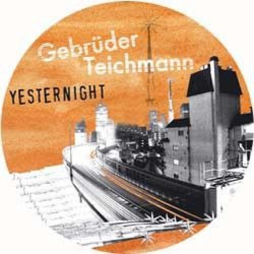 Yesternight [CD]