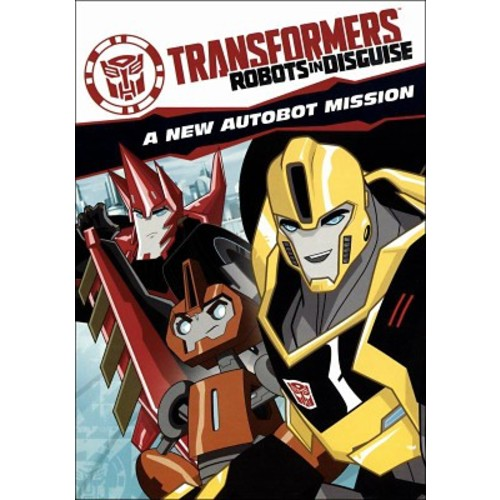 Transformers Robots In Disguise-new Autobol Mission [dvd/ws] (Gaiam Americas)