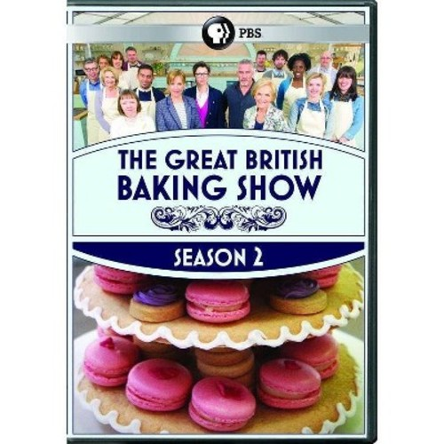 Great British Baking Show Season 2 (DVD)