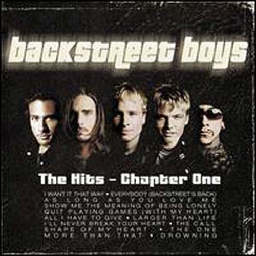 The Hits-Chapter One Backstreet Boys