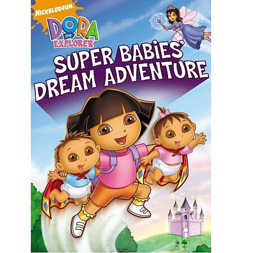 Dora the Explorer - Super Babies' Dream Adventure DVD