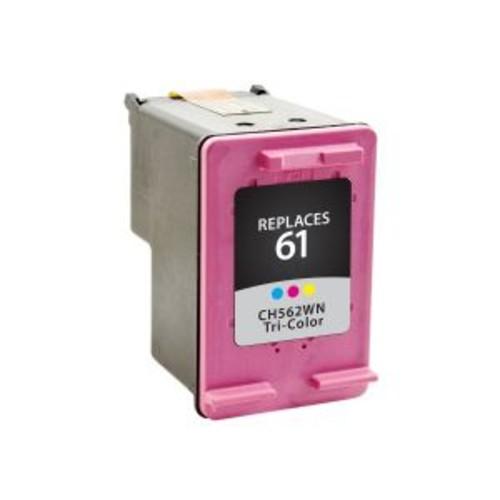 V7 - Color (cyan, magenta, yellow) - ink cartridge (equivalent to: HP 61, HP CH562WN) - for HP Deskjet 10XX, 15XX, 25XX, Ink Advantage 1515; Envy 45XX, 55XX; Officejet 2620, 46XX