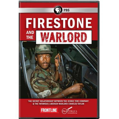 Frontline: Firestone and The Warlord (DVD)