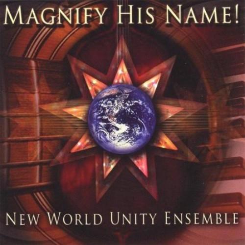 Magnify His Name [CD]