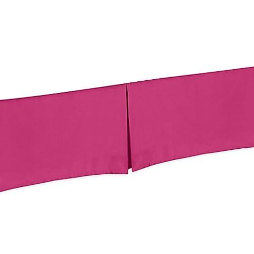 Sweet Jojo Designs Bed Skirt in Pink
