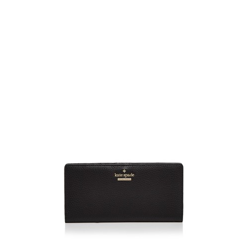 KATE SPADE NEW YORK Jackson Street Stacy Large Leather Wallet