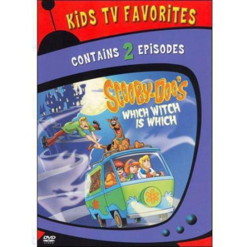 Scooby-Doo's Which Witch Is Which - TV Favorites